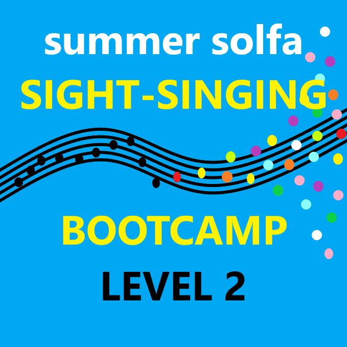 Solfa Bootcamp SOLFA 2