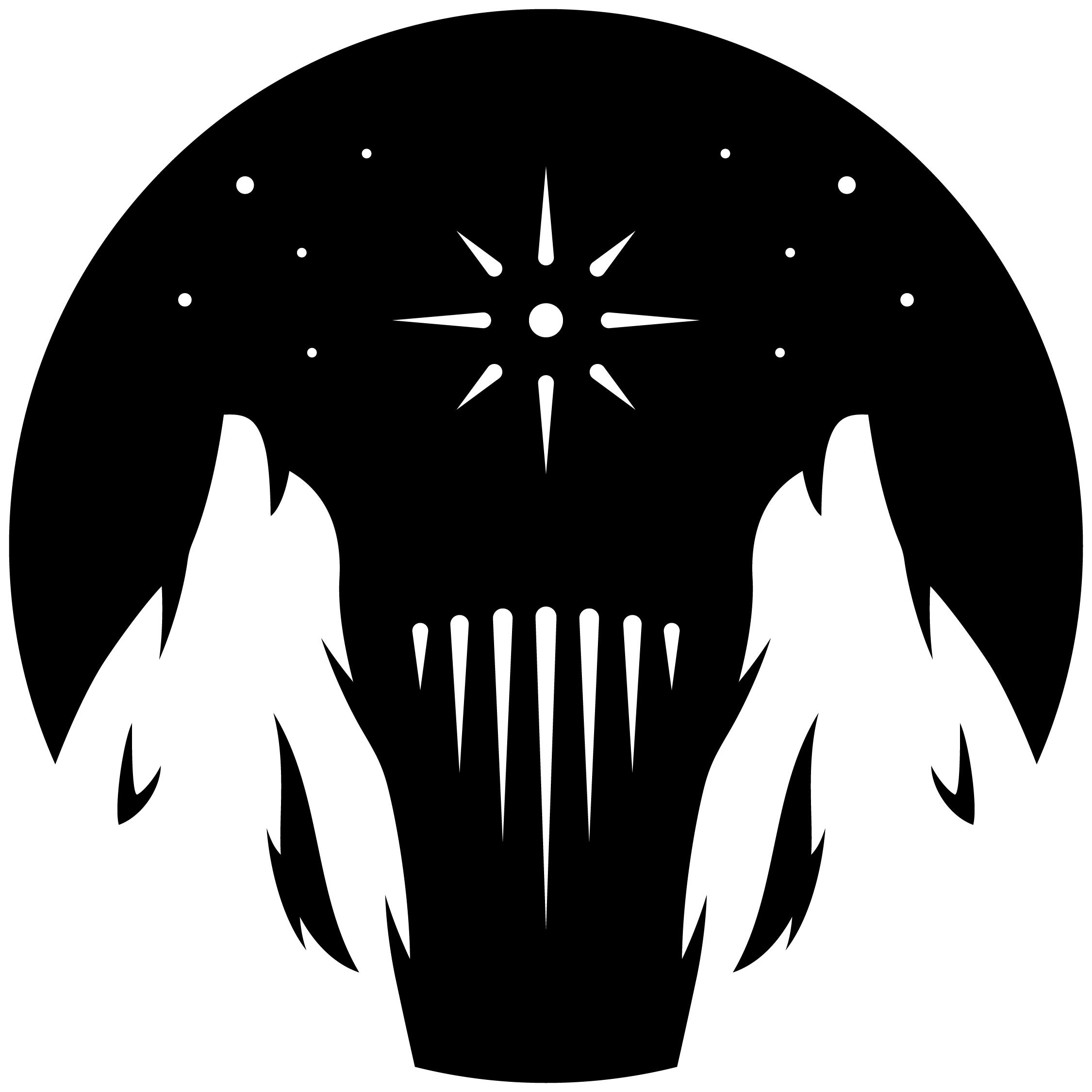 sing the north logo circle